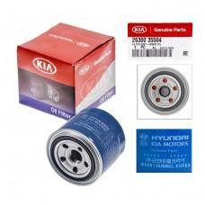 Фильтр масляный KIA Rio Hyundai Solaris