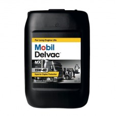 Масло моторное mobil delvac mx 15w-40