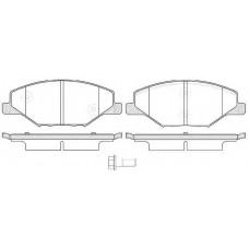 Колодки тормозные передние VW Polo Skoda Fabia