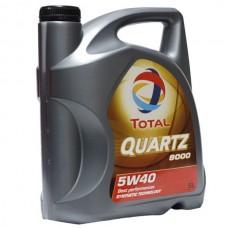 Масло моторное Total QUARTZ 9000