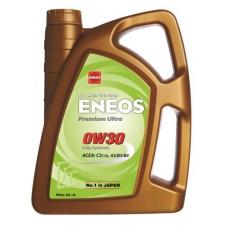 Масло моторное Eneos Premium Ultra 0W-30 4L