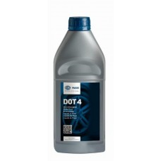 Жидкость тормозная Hella-Pagid DOT 4