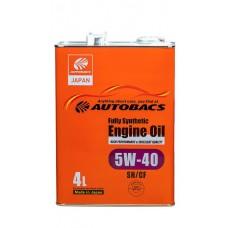 Масло моторное Autobacs 5w40