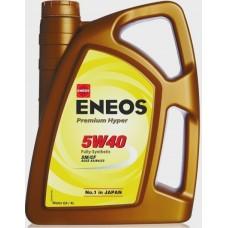 Масло моторное Eneos premium hyper 5W-40 4L