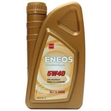 Масло моторное Eneos premium hyper 5W-40 1L