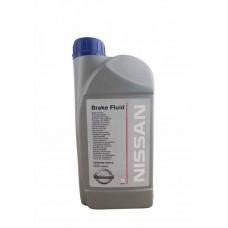 Жидкость тормозная Nissan DOT 4